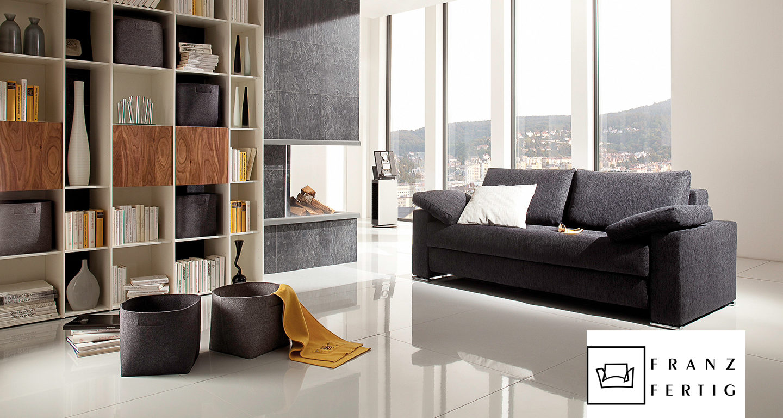 Loop Sofa von Franz Fertig bei Möbel Meiss