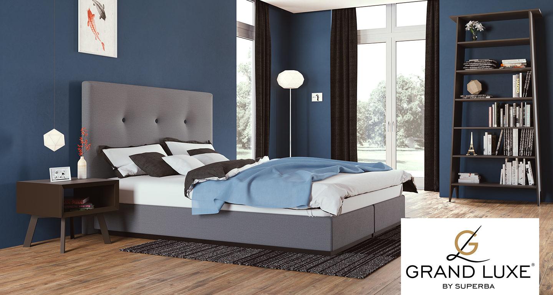 Grand Luxe by Superba Bett Button bei Möbel Meiss