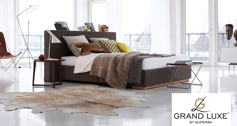 Grand Luxe by Superba Bett Space bei Möbel Meiss