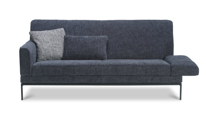 Sofa Glove pure in dunkelblau von Jori