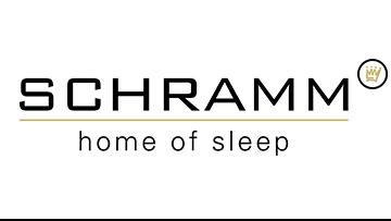 Schramm Betten handmade in Germany Logo bei Möbel Meiss