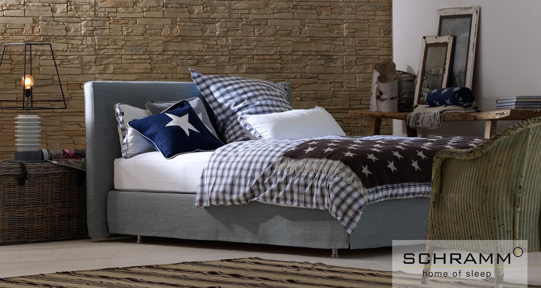 Schramm Bett Purebeds Chill bei Möbel Meiss