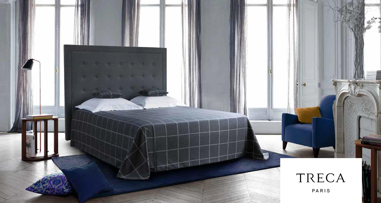 Treca Bett in anthrazit bei Möbel Meiss
